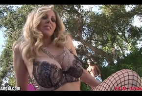 EvilAngel MILF Julia Ann Takes 12 Inches for Heavy Unscrupulous Blarney